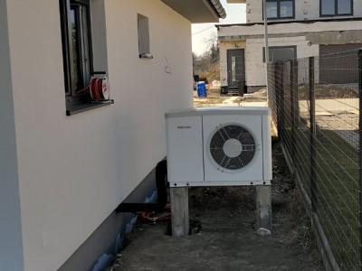 Inštalácia tepelného čerpadla Hurbanova Ves
