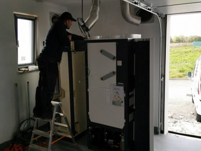 Inštalácia tepelného čerpadla Zvolen