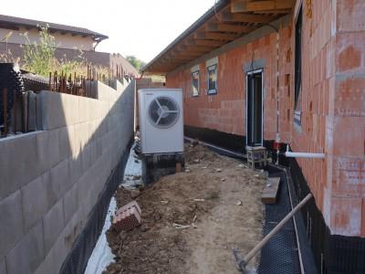 Inštalácia tepelného čerpadla v Orlovom
