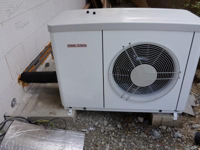 Inštalácia tepelného čerpadla Zbora