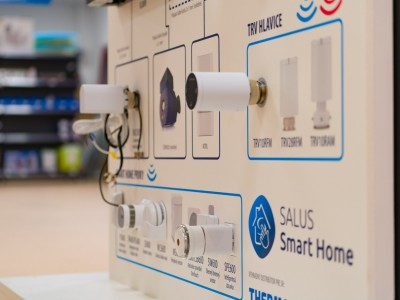 V ponuke služby Salus Smart Home