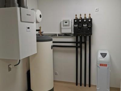 Inštalácia rekuperácie vzduchu v Dubnici nad Váhom