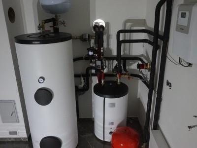 Tepelné čerpadlo Stiebel Eltron HPA 10 Premium, Lednické Rovne