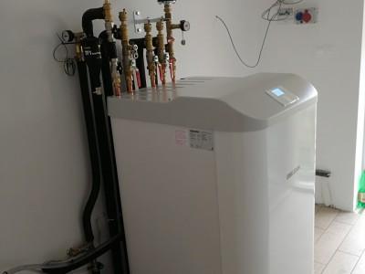 Tepelné čerpadlo Stiebel Eltron HPA-0 8 CS Plus, Nimnica