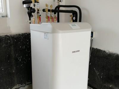 Tepelné čerpadlo Stiebel Eltron HPA-0 8 CS plus, Rudno