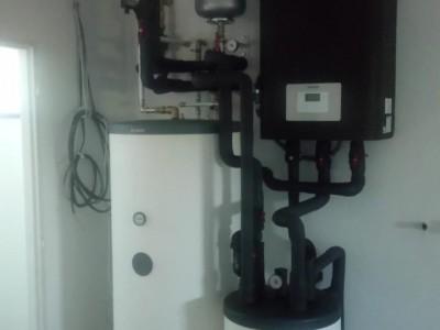 Tepelné čerpadlo Stiebel Eltron HPA-0 8 CS Plus, Vrbové