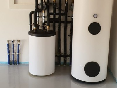 Tepelné čerpadlo Stiebel Eltron HPA-0 10 Premium, Lubina